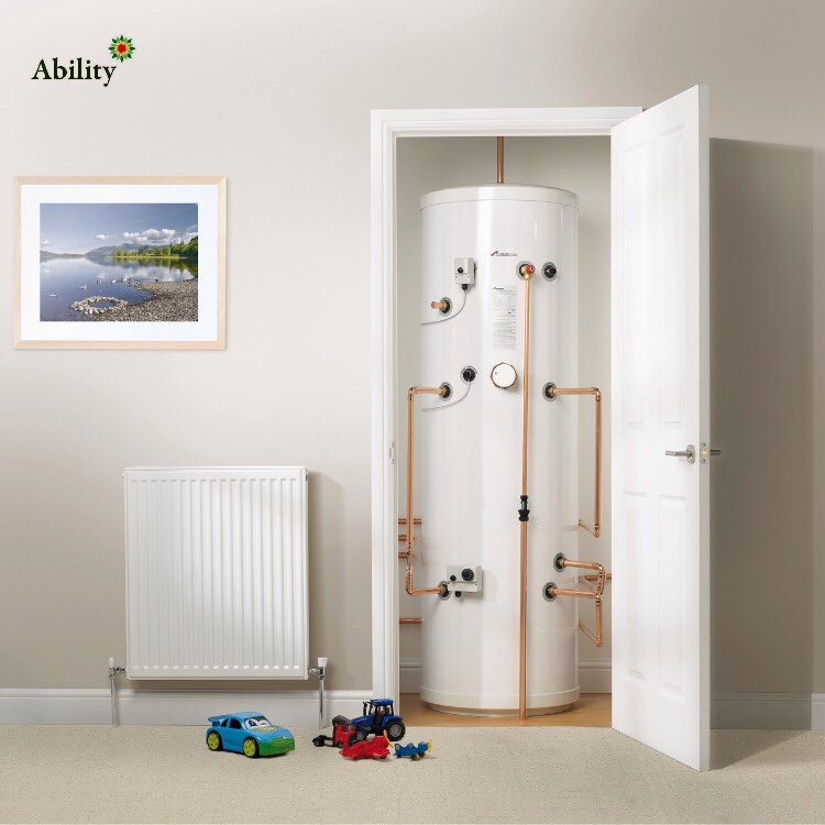 Central Heating Ability Plumbing Electrical Central & Gas Heating