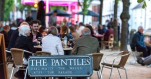 Pantiles Royal Tunbridge Wells